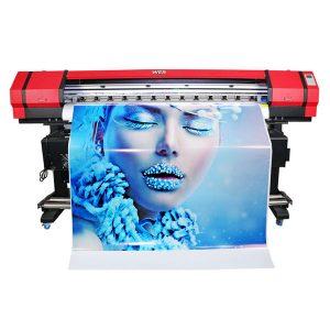stampante a getto d'inchiostro a getto d'inchiostro di grande formato 6 colori flexo banner
