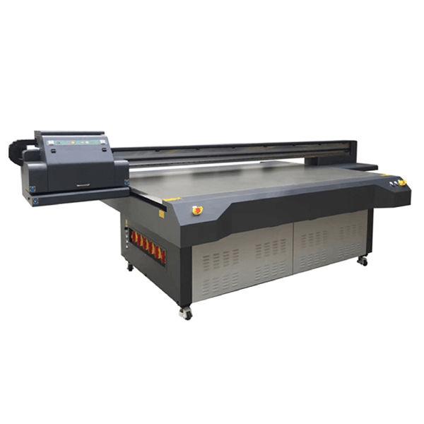 la stampante flatbed a led UV di grande formato da 2.5 m uv