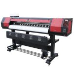 stampante a getto d'inchiostro a sublimazione eco solvente, plotter a getto d'inchiostro, modello di indumento