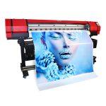 stampante a getto d'inchiostro eco-solvente ad alta velocità di trasferimento