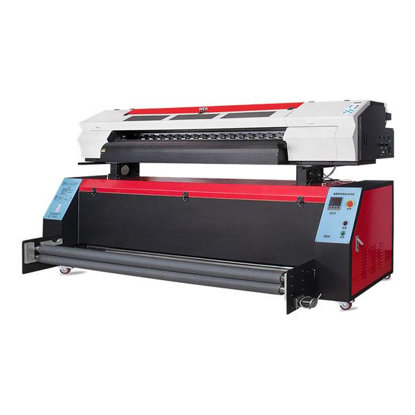 stampante eco solvente ad alta velocità per la pubblicità in alibaba