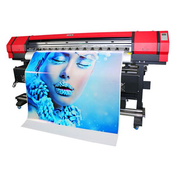 stampante per etichette a getto d'inchiostro di grande formato eco solvente per grandi formati