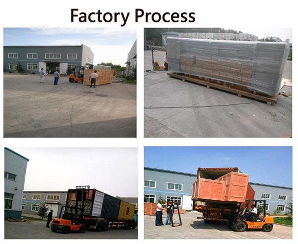 Imballaggio e consegna