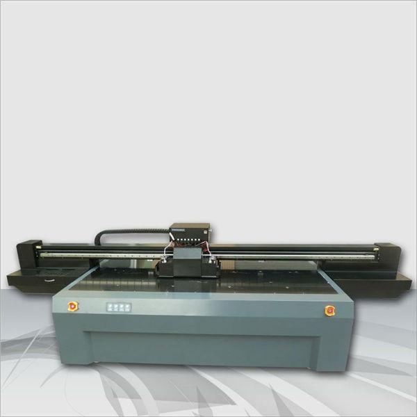 Stampante flatbed a led da 4x8 piedi con testina di stampa konica e ricoh