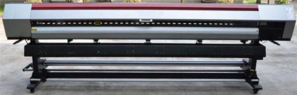 macchina da stampa dell'autoadesivo della stampante di eco solvente da vendere