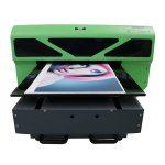 direttamente dalla fabbrica a2 dimensioni 6 colori stampanti flatbed scheda dtg in vendita