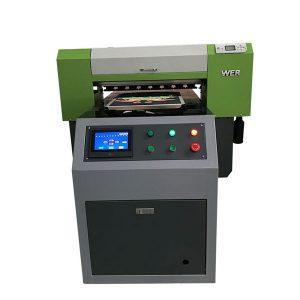 La migliore macchina da stampa a base piatta della stampante dell'indumento acrilico della stampante a base piatta della stampante della maglietta del tessuto