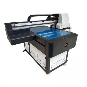 Stampante flatbed UV rotante per altezza di stampa 8 cm WER-ED6090UV