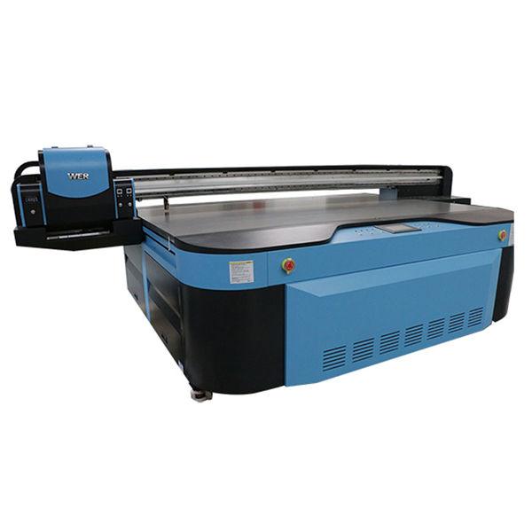 Stampante UV China flatbed digitale di grande formato per stampa su vetro