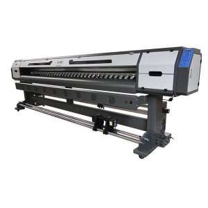 Stampante per eco solvente da 5,2 cm a 5,93 dgi con supporto da 10 piedi