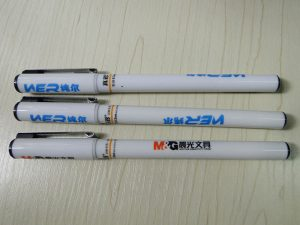 Soluzione per la stampa di penne