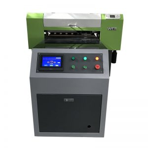 macchina da stampa WER-ED6090UV della pallina da golf della stampante della tela di canapa di ampio formato della stampante del PVC